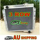 Aluminum Radiator for Toyota Land Cruiser FJ40 FJ45 Petrol GAS MT LandCruiser