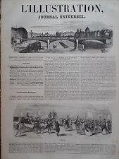 L' ILLUSTRATION 1843 N 21 LES MEETINGS D'IRLANDE: DANIEL O'CONNEL