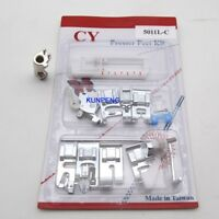 11 PCS presser feet  ATTACHMENTS  fit for BERNINA OLD STYLE Machines 530 730+