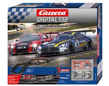 Carrera 30188 Digital 1:32 GT Championship Audi vs Mercedes Wireless