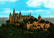 Castello austro, cartolina, andato 1980