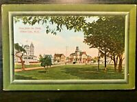 Vintage Postcard>1912>View from the Park>Ocean Grove>New Jersey