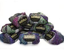 10 x 50 g boules multicolores Noro FURIN-SH 10