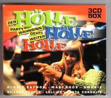 (GZ298) Various Artists, Hölle Hölle Hölle - 2000 - 3 CDs