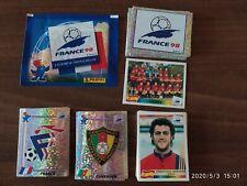PANINI WM 1998 WORLD CUP France 98 Frankreich 1 - 561 pick 20 Sticker aussuchen