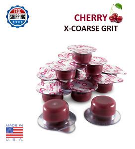 14 Cups Tooth Polishing Paste CHERRY X-COARSE GRIT Teeth Whitening Polish USA