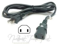 2-Prong AC Power Cord for Emotiva Model XPA 3 / 5 Airmotiv 6s Stealth Amplifier
