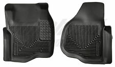 Husky Liners 53301 X-act Contour Front Floor Mats 2011-2012 Ford F-350 Crew Cab