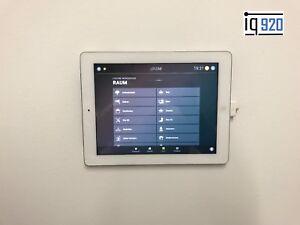 Magnet Tablet Wandhalterung mit Stromversorgung Halterung iPad Samsung Nexus