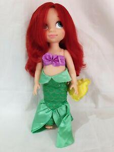 Disney Princess Animator Ariel Doll.