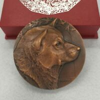 China 2006 80mm Copper Medal The Lunar Year of the Dog