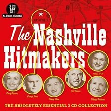 The Nashville Hitmakers [CD]