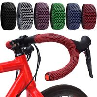 CICLOVATION Advanced Road Bike Handlebar Tape Leather Touch 3.0mm Fusion Red New