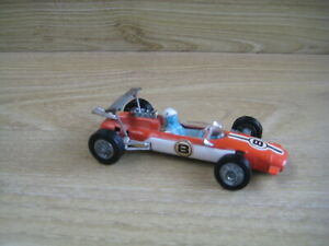 CORGI TOYS 158  LOTUS CLIMAX F-1  Near Mint but Loose Driver Controlled Steering