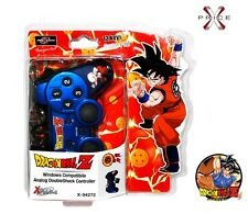 Controller pad PC DUAL SHOCK VIBRAZIONE XTREME DRAGON BALL Z joypad