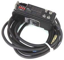 KEYENCE CZ-V21P PHOTOELECTRIC DIGITAL RGB AMPLIFIER UNIT 24VDC CLASS 2 CZV21P