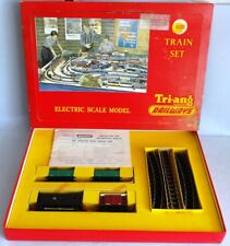 Tri-ang New Zealand NZDSH Goods Train Set