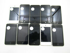 Lot of 10 Assorted Apple iPod Touches Good/Fair Conditions -Gj156