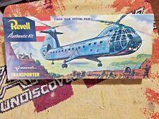 Revell Monogram #0138 {#85-0138} H-16 Piasecki Transport Helicopter