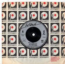 "The Christians - Ideal World 7"" Single 1987"
