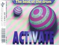 Activate Beat of the drum (#zyx/dst1238) [Maxi-CD]