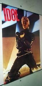 BILLY IDOL Ring of Fire Vintage POSTER