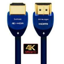 WireLogic WLCC2016 12 Feet 4K HDMI Cable 2 Pack Sapphire