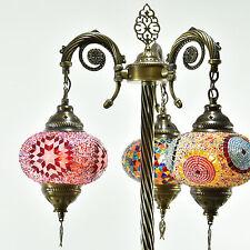 Turkish Handmade Mosaic Lamp Six Balls Decorative Floor Lamp Living Room Lamps