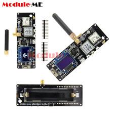T-Beam ESP32 433/868/915/923Mhz WiFi Bluetooth OLED Module ESP32 GPS NEO-6M