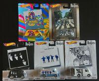 Hot Wheels The Beatles Choise/Choix lot ou à l'unitè (N37)
