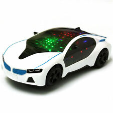 3D SPECIAL LIGHTS BOYS MUSICAL RACING CAR TOY BIRTHDAY&CHRISTMAS GIFT KIDS UK
