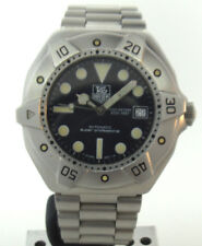 Tag Heuer Super Professional Stainless Automatic WS2110-2 Watch