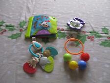 lot jouet activité 1er age Bébé occasion