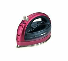 Panasonic Panasonic Cordless Steam W Head Iron Pink NI-WL704-P 4549077956507