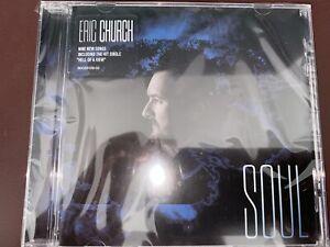 CD - ERIC CHURCH - Soul - SEALED!