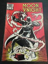 Moon Knight#31 Incredible Condition 9.2(1983) Sienkiewicz Cover