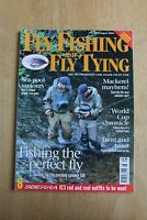 Fly Fishing and Fly Tying Magazine - August 2006