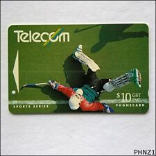 Telecom NZ Sports Series Hockey $10 Phonecard (PHNZ1)
