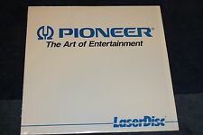 PIONEER- ETV HOT HITs #1055 Laserdisc Music Videos-U2,Toni,Kenny,Cyndi,Selina