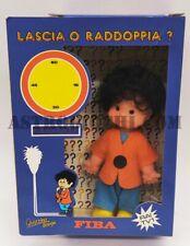 FIBA BAMBOLA QUIZZINO BOOGIE LASCIA RADDOPPIA MIKE BONGIORNO VINTAGE 1979 10cm
