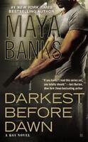 Darkest Before Dawn A KGI Novel)