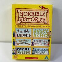 Horrible Histories 6 Groovy Episodes DVD Box Set