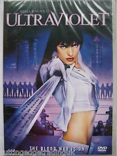 Ultraviolet (DVD, 2006) NEW SEALED (Nordic Packaging) PAL
