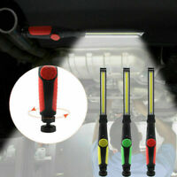 Portable COB LED Work Light Mechanic USB Rechargeable Torch Car Inspection Lamp