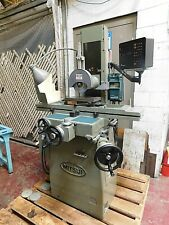 "MHT Mitsui High Tec Surface Grinder 200MH 6""X12""W/Roller Table,2Axis DRO & VFD!!"