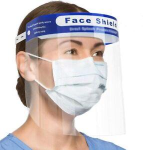 Faceshield Face Shield Gesichtsschutz Gesichtsvisier Spuckschutz Niesschutz