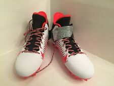 Nike Alpha Menace Pro 2 Mid Football Cleats Men's Size 11.5 Aq3209-101