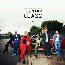 TEEN TOP [TEEN TOP CLASS] 4th Mini Album CD+Photobook K-POP SEALED