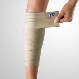 LP Calf Shin Wrap Elastic Support Sports Injury Stabilizer Prevent Shin Splints