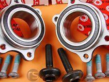Roulements de roue AUDI a4 a5 a6 a8 q5 porsche avant + arrière FAG radlagersatz 713610900 2x